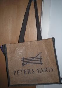 Peters Yard coffee shop coffee cake Birmingham Edinburgh New York