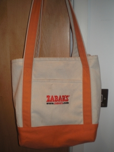 Zabar food store New York